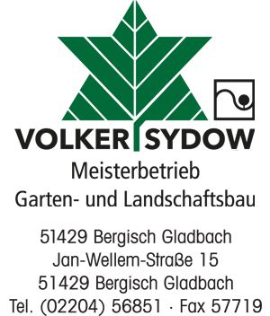 Volker Sydow Garten und Landschaftsbau