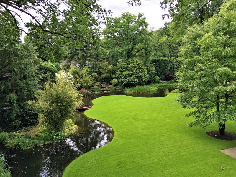 Neuanlage & Umgestaltung von Gartenanlagen